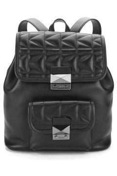 K/Klassik quilted small crossbody bag - Schwarz Karl Lagerfeld PbeU1