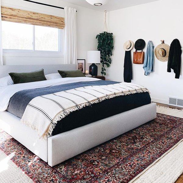 Wyatt Upholstered Storage Bed Modern Contemporary Beds