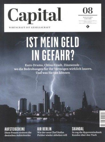 Capital für 90,00€ mit 60,00€ Gutschein – Effektivpreis: 30,00€