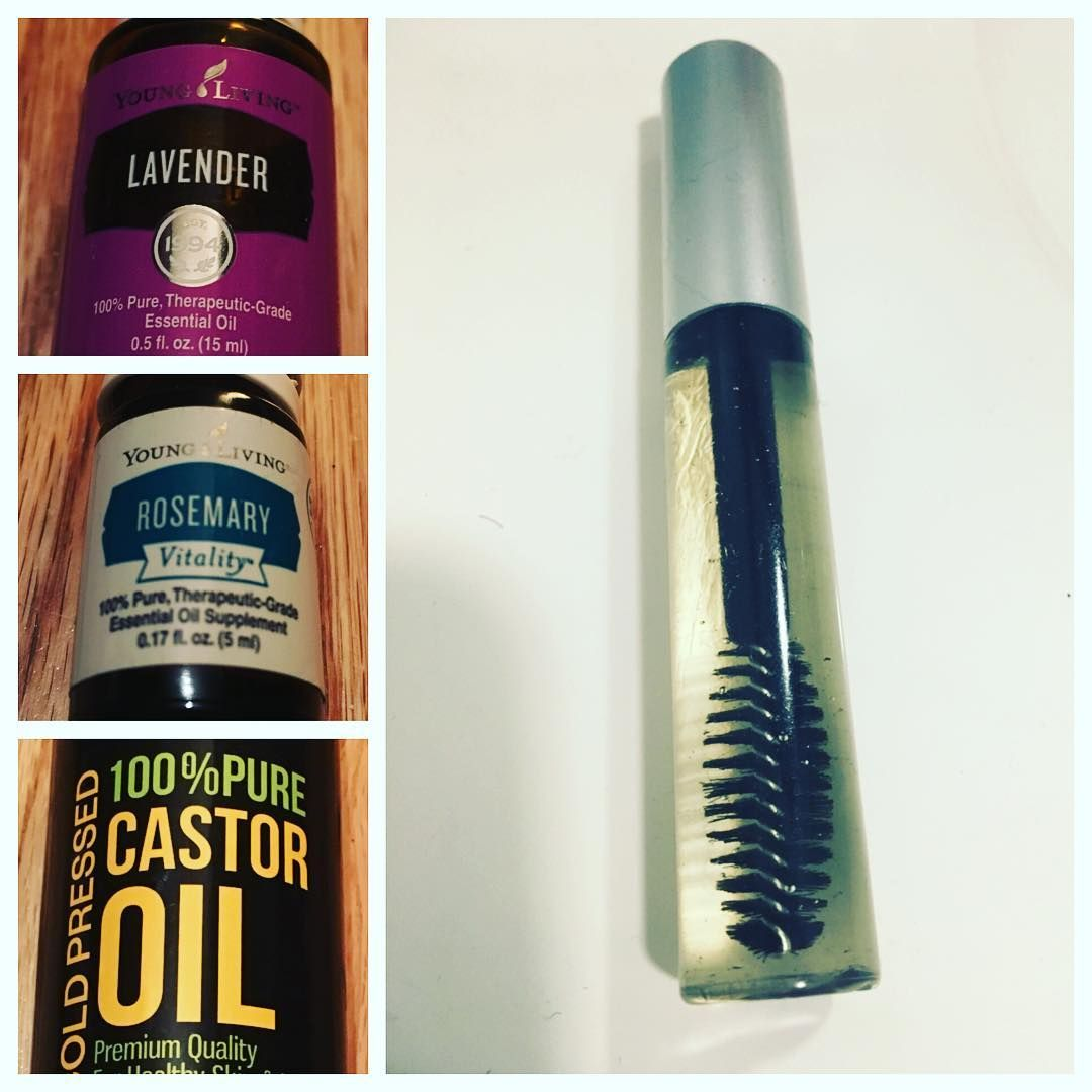 •EYELASH SERUM•  Promotes long, healthy lashes. Length and strength. . . . •10  Lavender• •10  Rosemary• •Fill the rest of the bottle with Castor Oil•  Apply before bed!  #youngliving #nyc #millennioilz #diy #essentialoilsbenefits #eyelash #eyelashserum