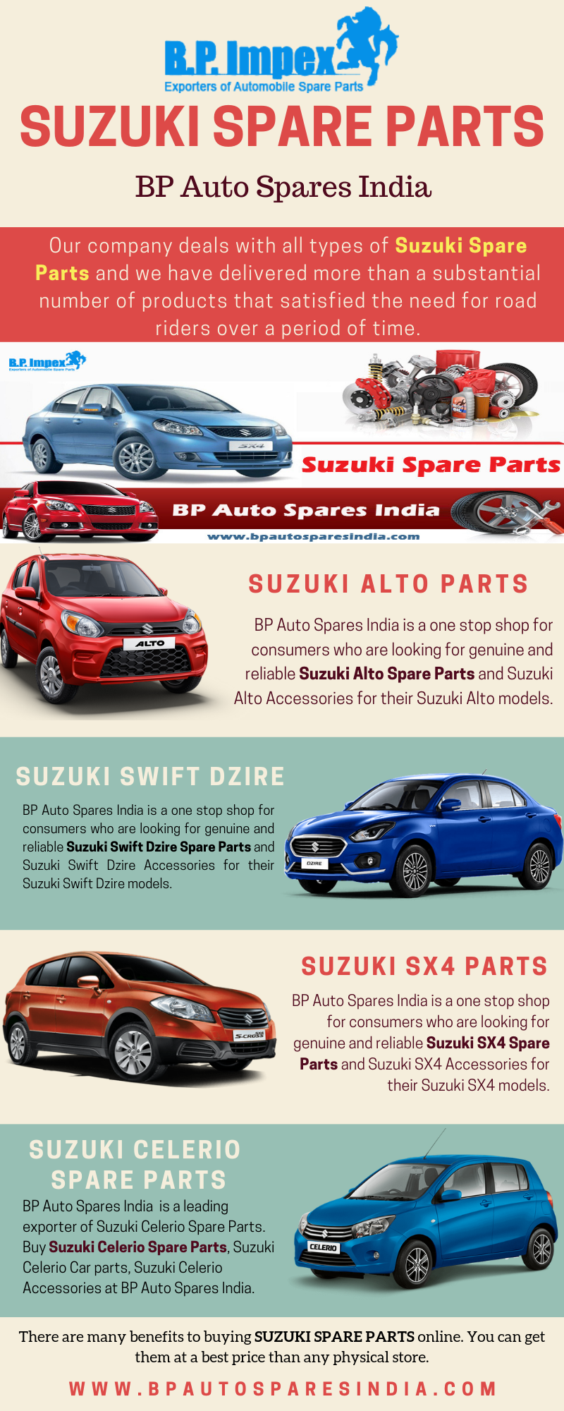 The Largest Collection Of Suzuki Spare Parts In 2020 Spare Parts
