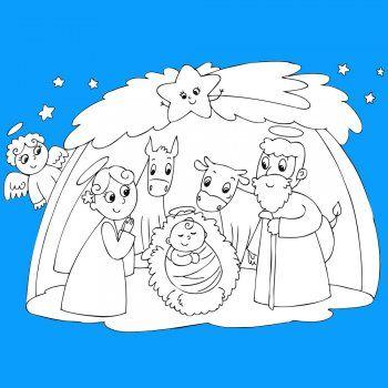 Adornos de navidad dibujos navide os para colorear - Dibujos navidenos para ninos ...