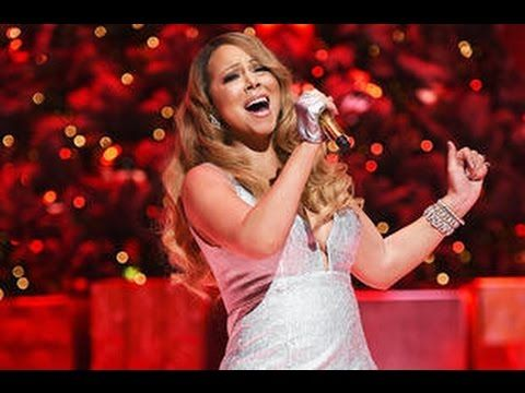 mariah carey christmas special 2014 full concert in beacon theater dec 16 2nd day live youtube