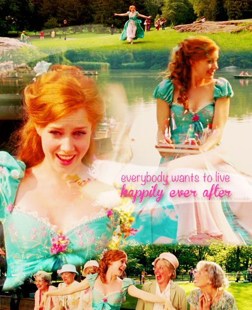 Everybody wants to live happily ever after