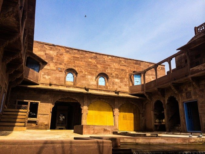 The Spa at Raas, Jodhpur.  Be a Tourist in Your Own City - The Vagabond Wayfarer