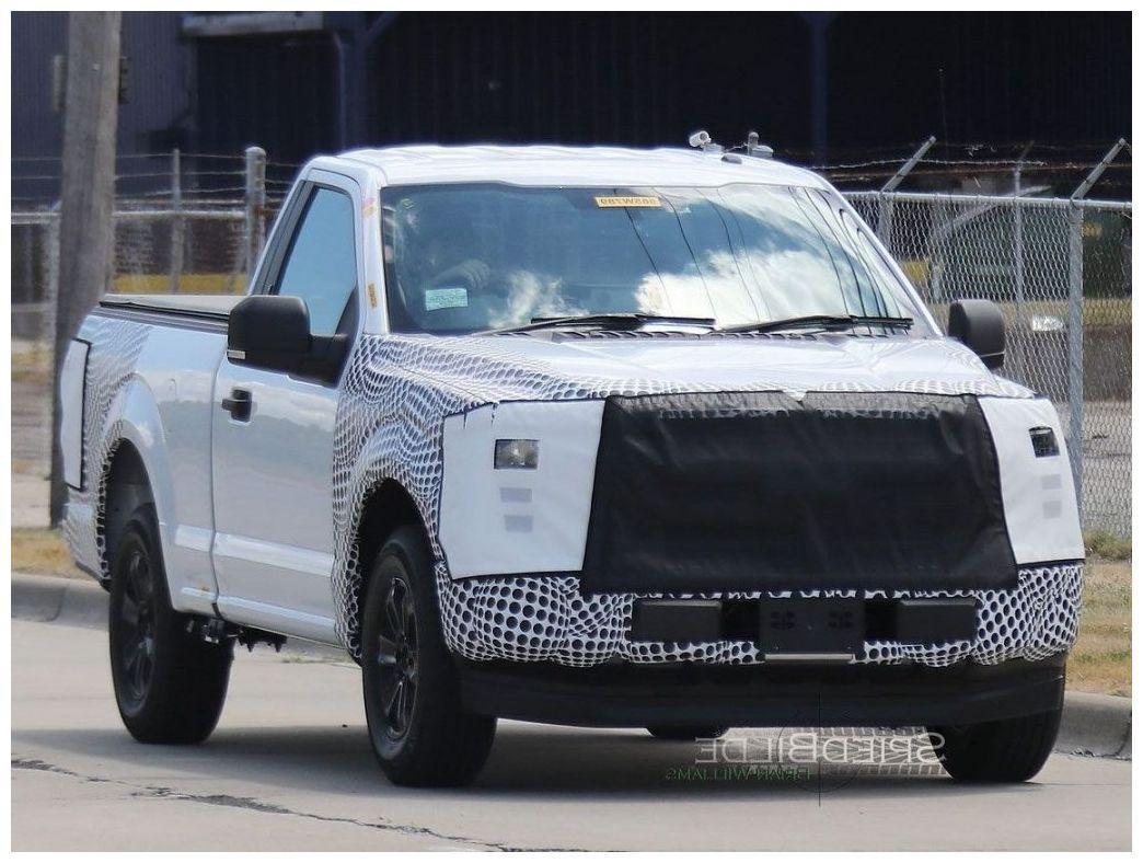 2019 Spy Shots Ford F350 Diesel F350 diesel, Toyota
