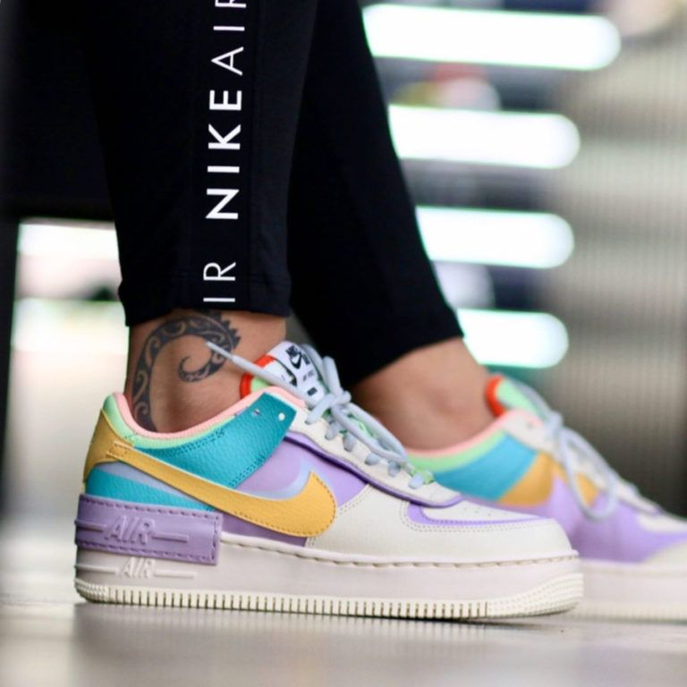 Faut il acheter la Nike W Air Force 1 AF1 Shadow Easter