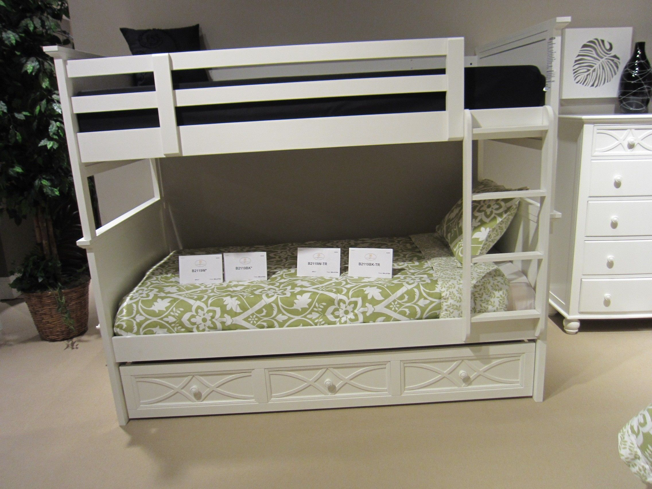 Twin Over Futon Bunk Bed White Whitewood Google Search