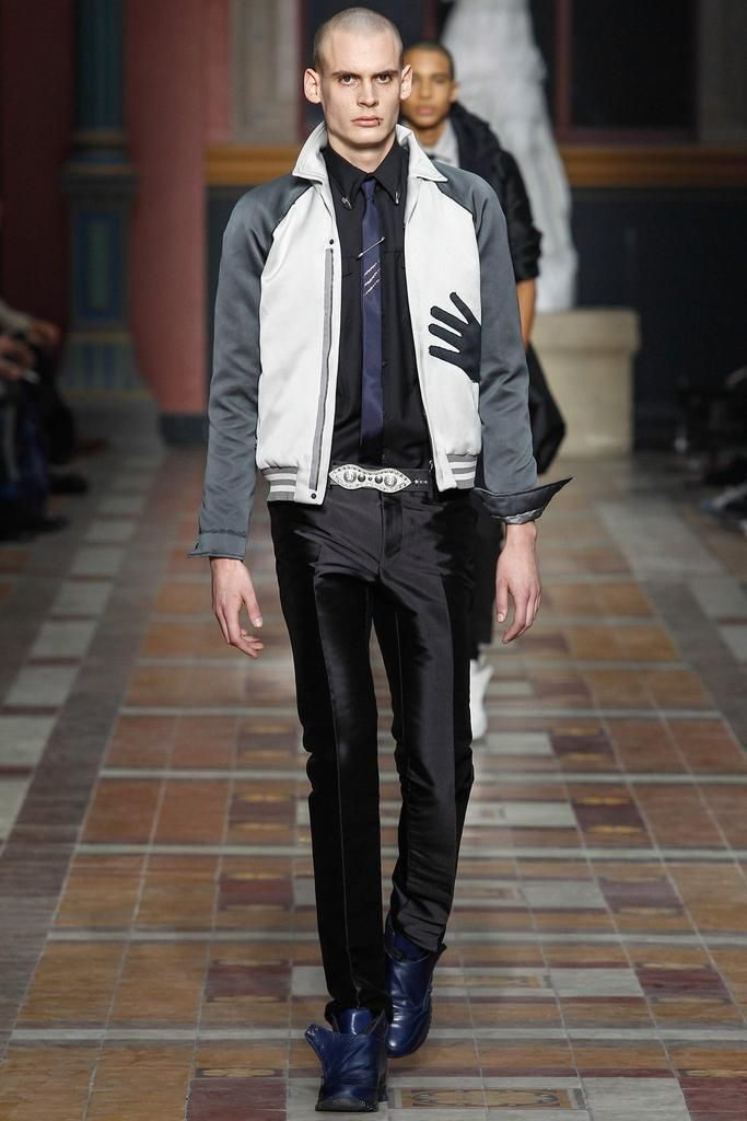 Lanvin Fall 2014 Menswear - Collection - Gallery - Style.com