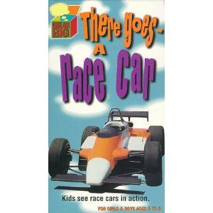 There Goes A Race Car Vhs Http Www Amazon Com There Goes Race Car Vhs Dp 6303320317 Tag 2032 4405 6261 Race Cars Racing Car