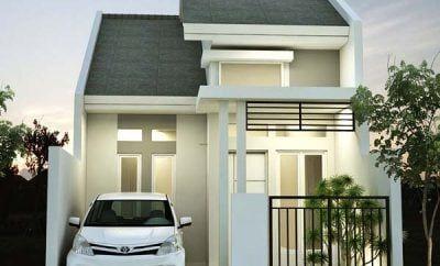 minimalis desain rumah minimalis ukuran 5x12 1 lantai 95