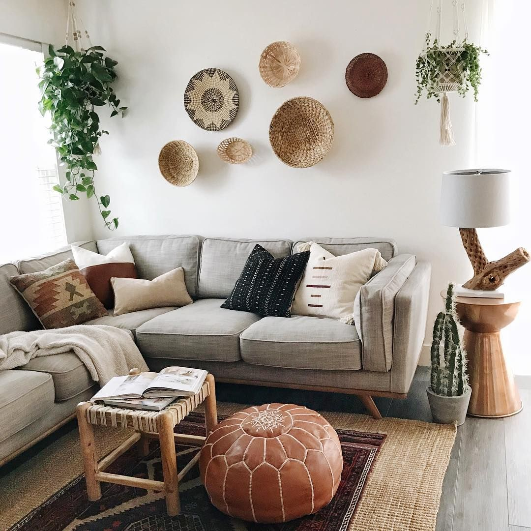 Pillows By Kae On Instagram I Ve Written And Deleted Three Captions So I Guess It S Not Meant To Be I Ll Just See Ya On T Apartment Decor Boho Living Room