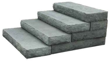 Best Cambridge Cast Stone Stairs Front Porch Steps Front 640 x 480