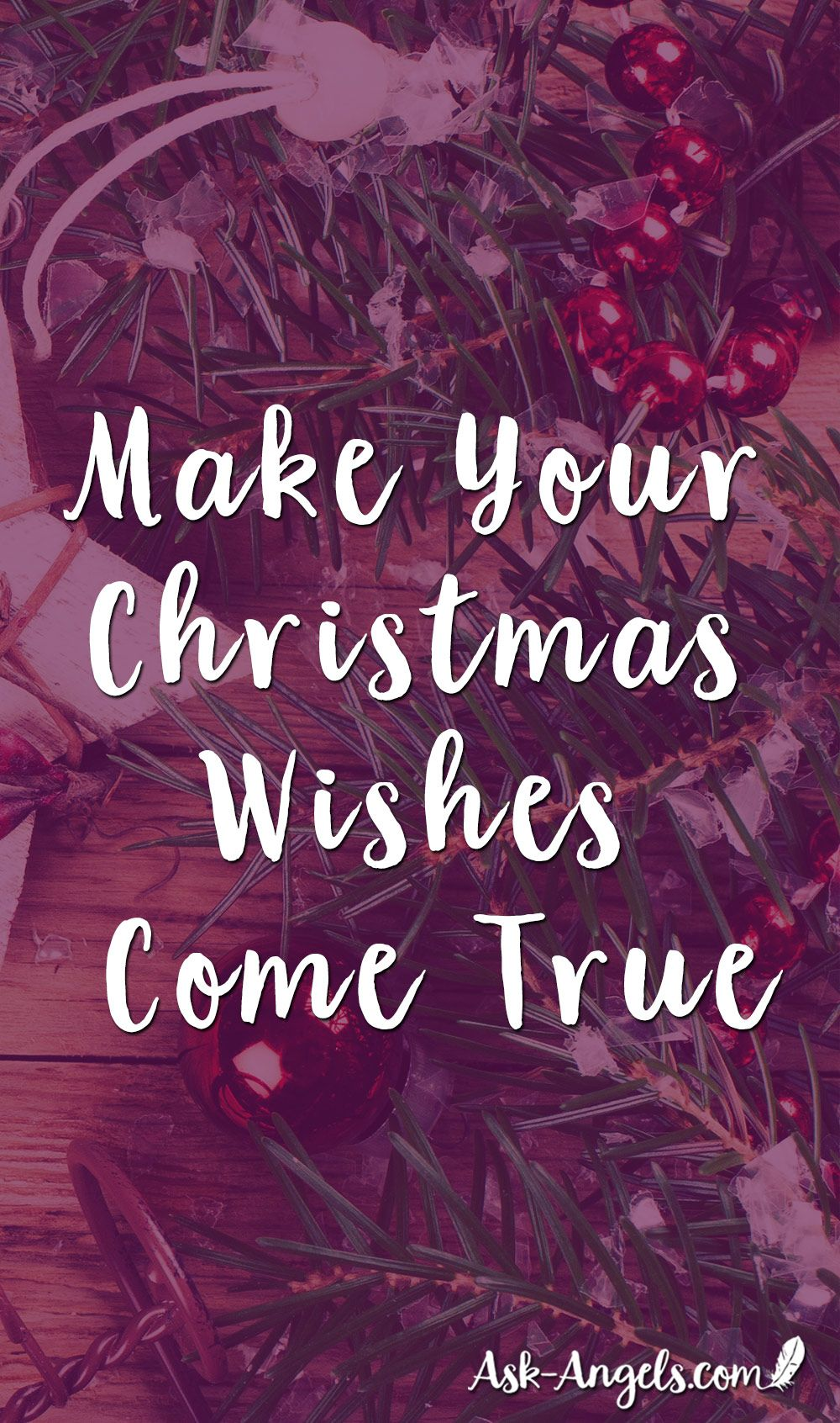 Christmas Angel Message Holiday Quotes Spiritual Guidance Inspirational Quotes