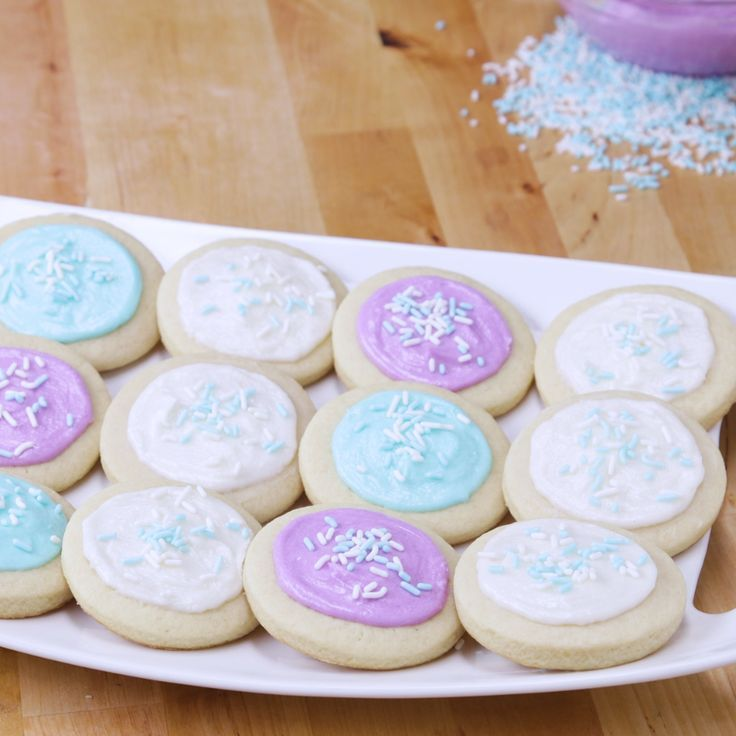 These Insanely Soft Sugar Cookies Taste Just Like Childhood  LeckerSchmecker