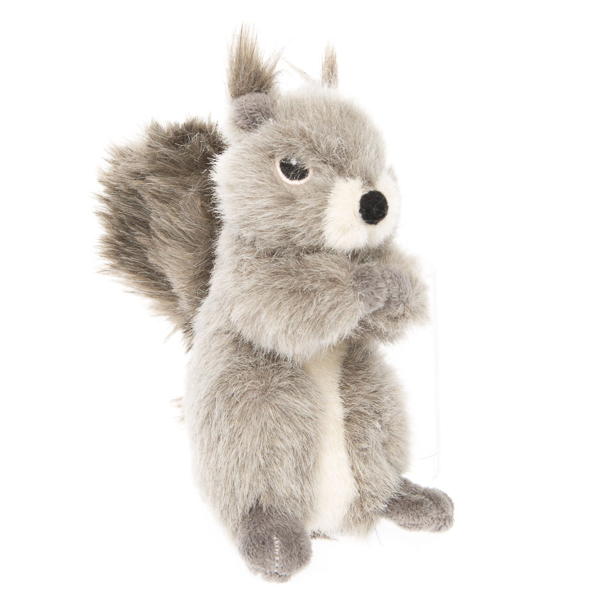 Toys R Us Pets Squirrel Dog Toy Plush Squeaker Size Small