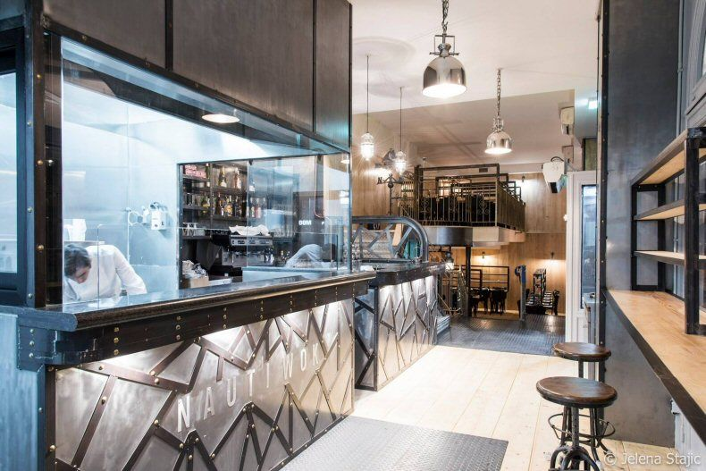 Mobilis Paris ~ Le restaurant mobilis in mobili rue saint denis 75001 paris