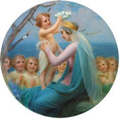 The Coronation of the Blessed Virgin Mary + Catholic - Google Search