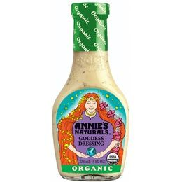 Goddess dressing, num!