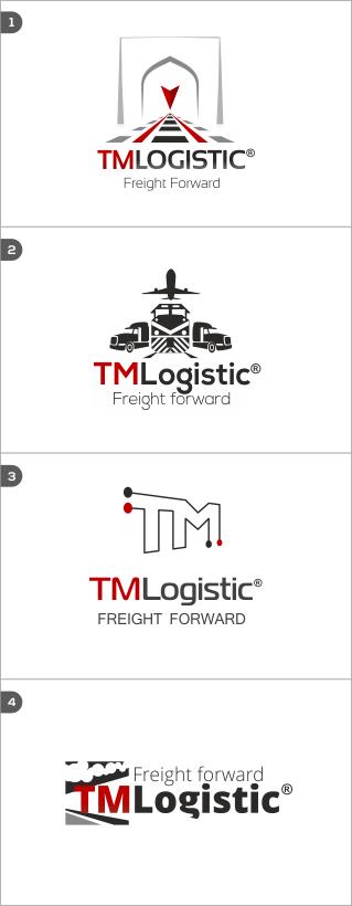 Logo design for a logistic company | My Portfolio ...