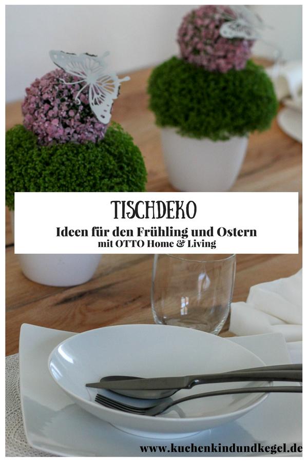 Tischdeko Ideen Fur Den Fruhling Und Ostern Mit Otto Home Living