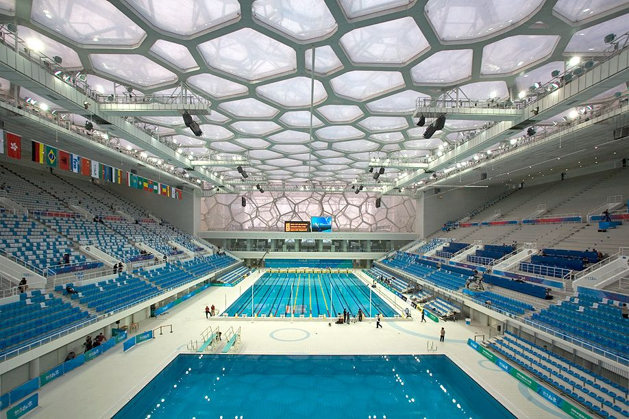 Architect of the week arup architectweekly awesome - Stadium swimming pool bloemfontein prices ...
