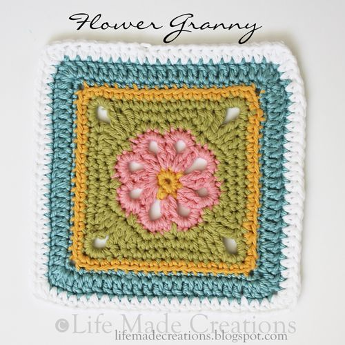 Life Made Creations: with pattern | crochet muestras | Pinterest ...