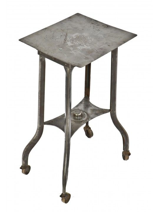 Explore Cold Rolled, Side Tables, And More! Urban Remains, Industrial  Salvage