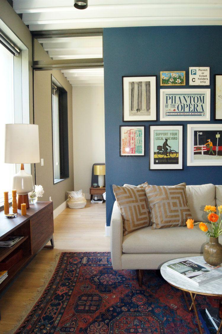 Brooklyn 3B | Living Room | Home decor, Design, Living room