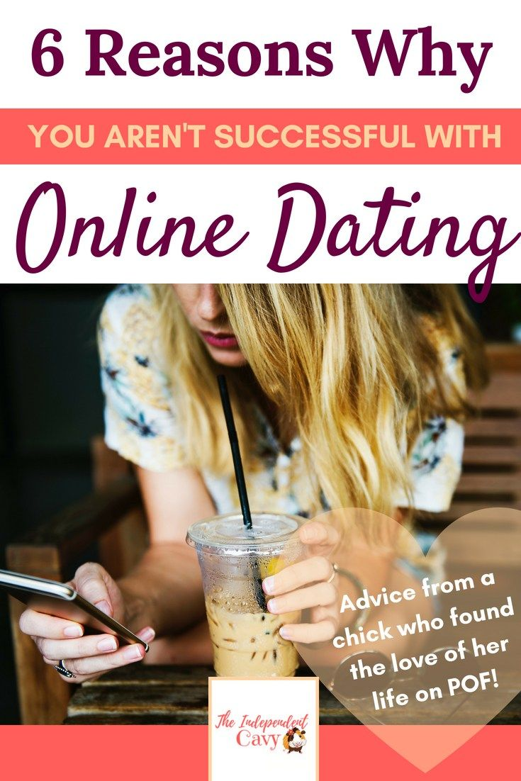 Having trouble with online dating