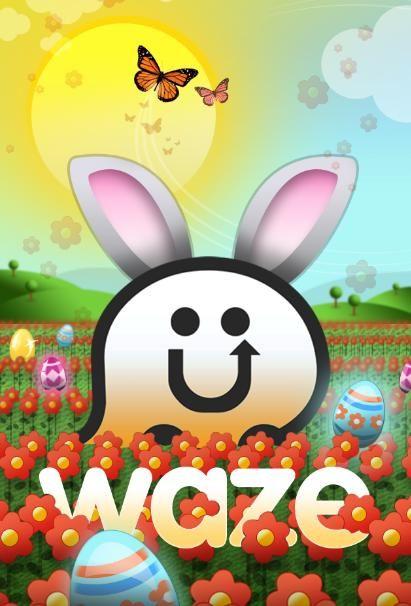 Waze is a free, community-based traffic & navigation app