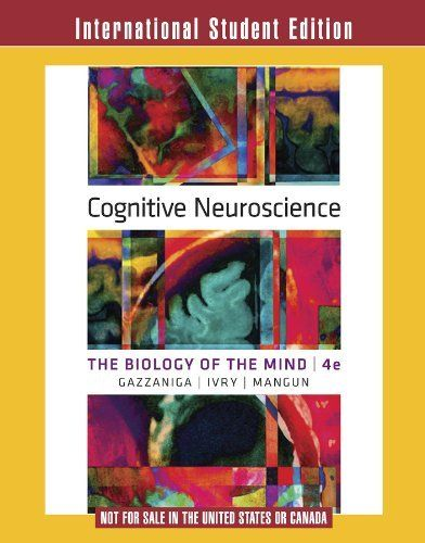 Cognitive Neuroscience: The Biology of the Mind by Michael Gazzaniga. Shelved at C.1.484. Check availability on the catalogue http://search.lib.cam.ac.uk/