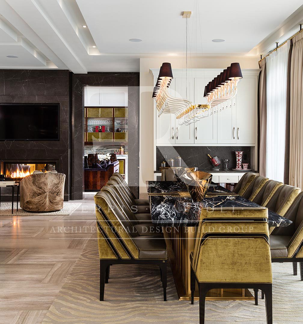 35 Luxury Dining Room Design Ideas: Thinking About The Smallest Things, We Decided To Gather A