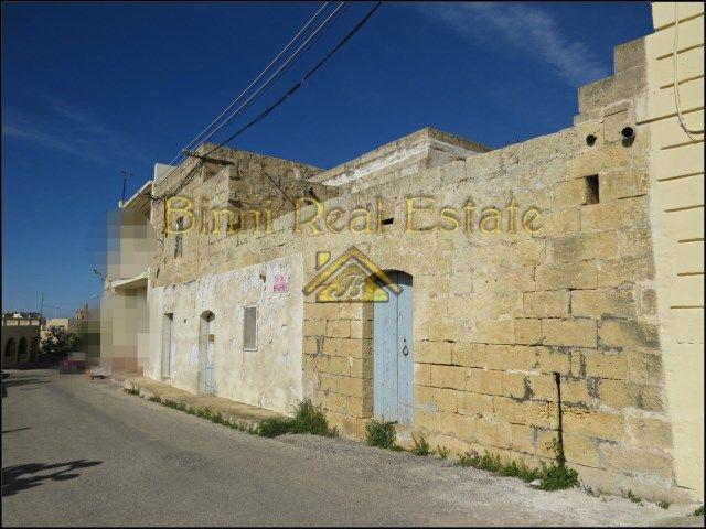 Gozo Property Kercem Farmhouse Property Gozo Farmhouse