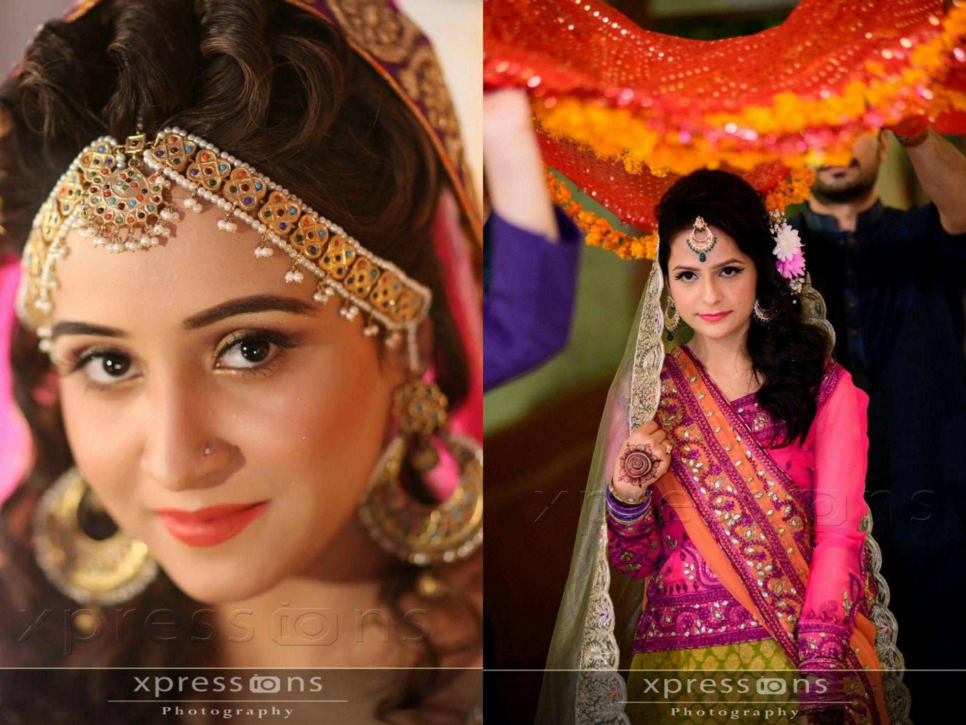 Xpressions photography | Mehndi brides, Beautiful, Nose stud