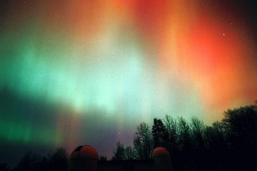 The Northern Lights - I'm from Wisconsin, I've seen this magic.
