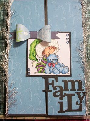 For the Love of Cardmaking: I  know, i know another Foto Folio!!!