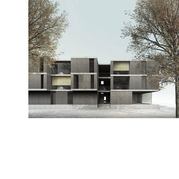 Architekten Rostock löser lott architekten holzlager i rostock architettura