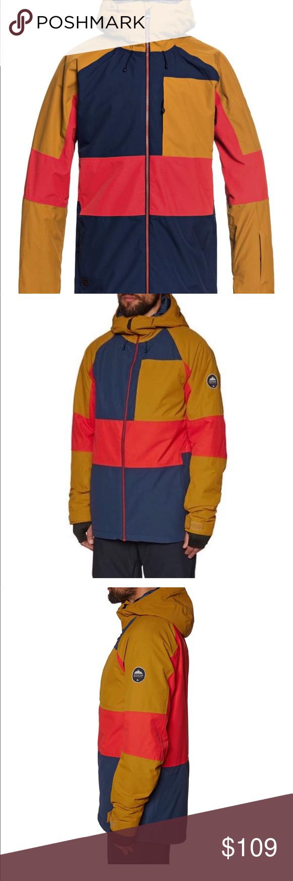 614b7b8fe O'Neil Sycamore Snow Jacket (L) New Snowboard jacket, Size L. O ...