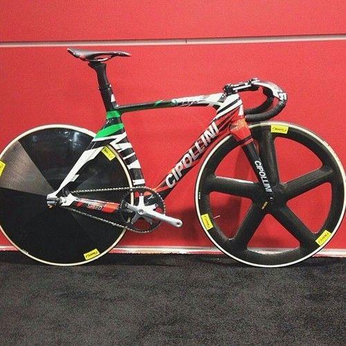 Cipollini Fixed Track Fixie Velo Velodrome Fastbike