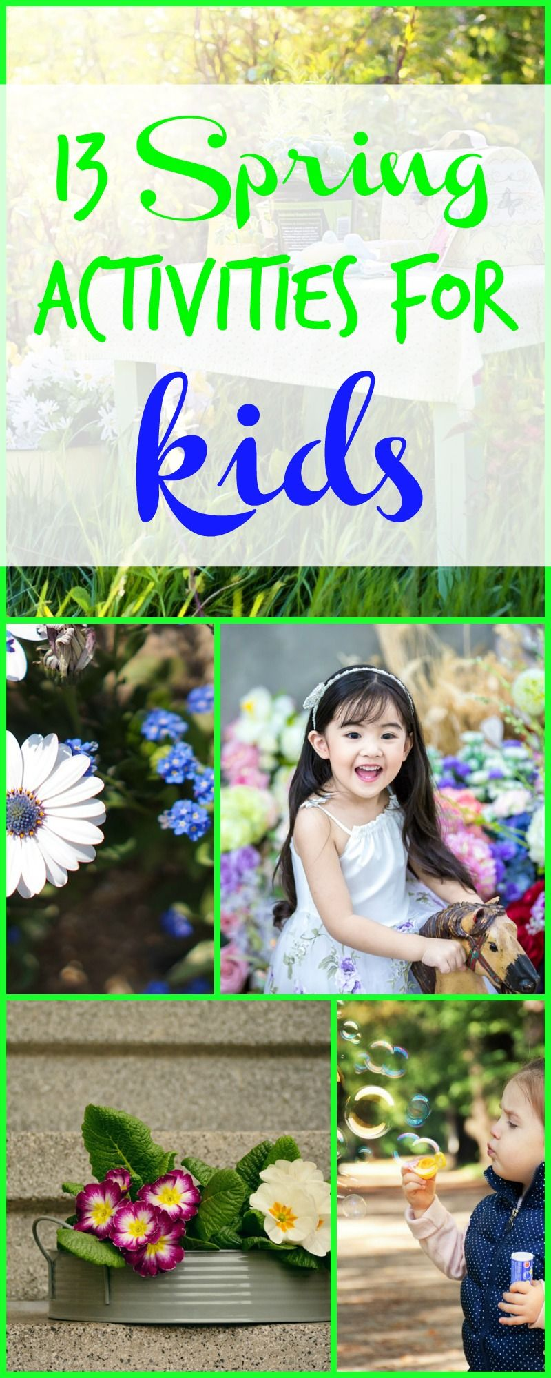 If you're ready to kick your kids outside...err...get outside with your kids after the winter, here are some ideas for family fun!  |Outdoor activities for kids|spring activities for kids|kids activities|kids springtime fun|family fun ideas|family fun tips|