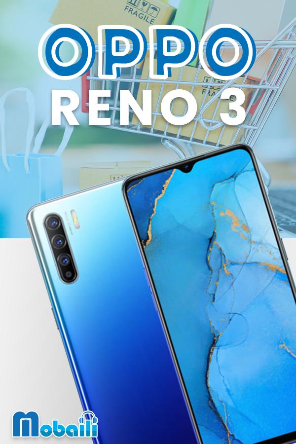 موبايل Reno3 ذو تصوير ديناميكي Phone Cases Case Phone