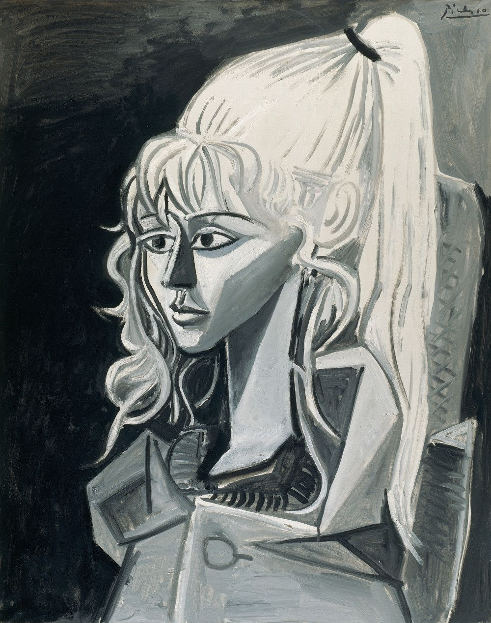 'Sylvette', 1954 - Pablo Picasso