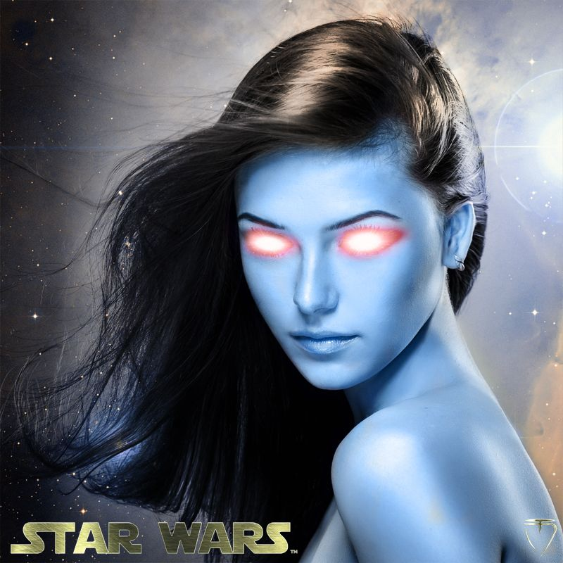 Chiss Female By Oichechiundeviantartcom On At Deviantart Thrawn