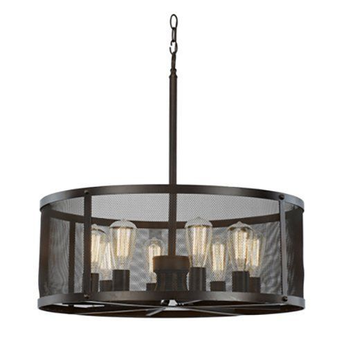 Trans Globe Lighting Mesh 10228 Pendant Light - 10228 ROB