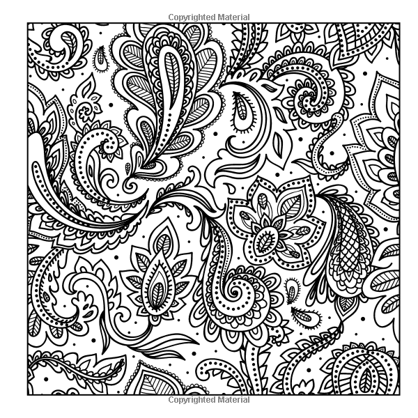 Amazon Adult Coloring Books A Book For Adults Featuring Mandalas And