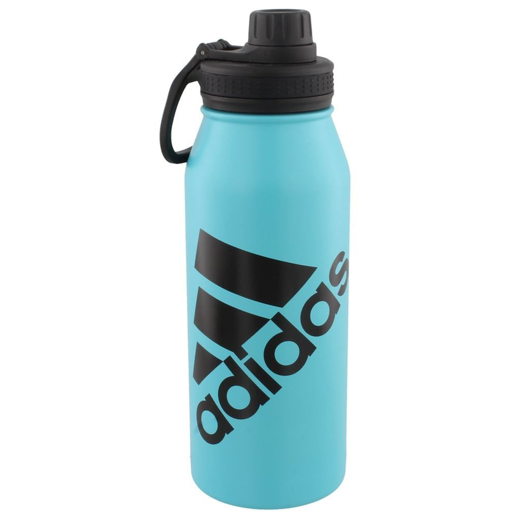 e6f65d3b6f adidas 1-Liter Stainless Steel Water Bottle, Lt Green in 2019 ...