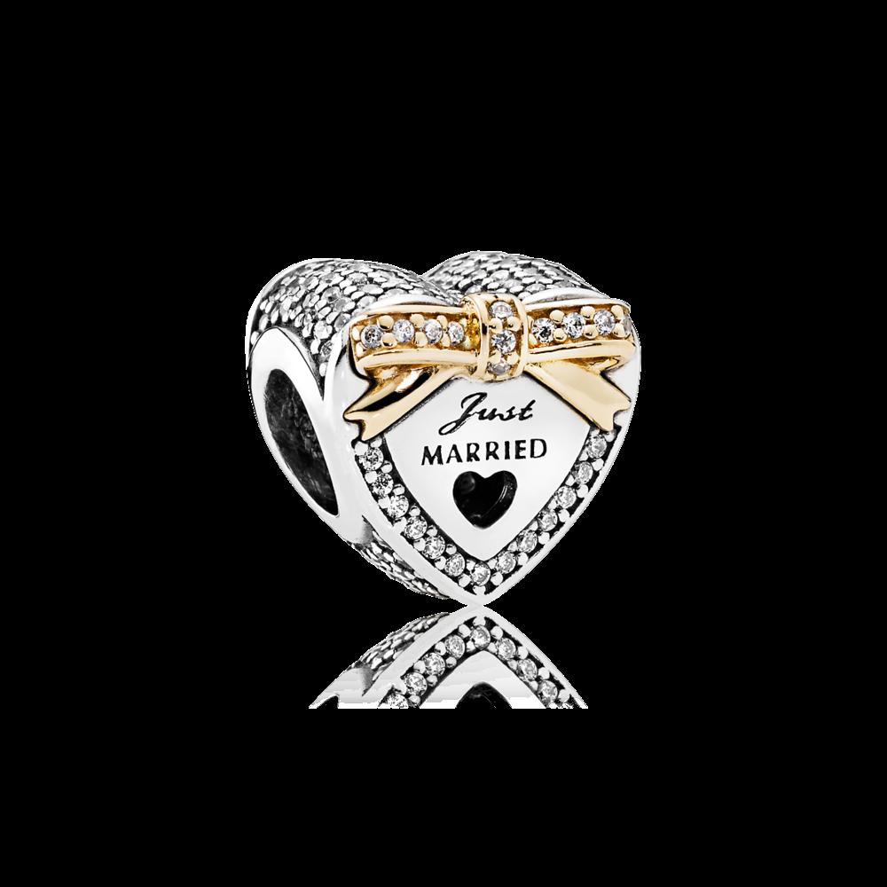 Pandora Wedding Heart Clear Cz Pandora Bracelet Charms Pandora Wedding Pandora Charms