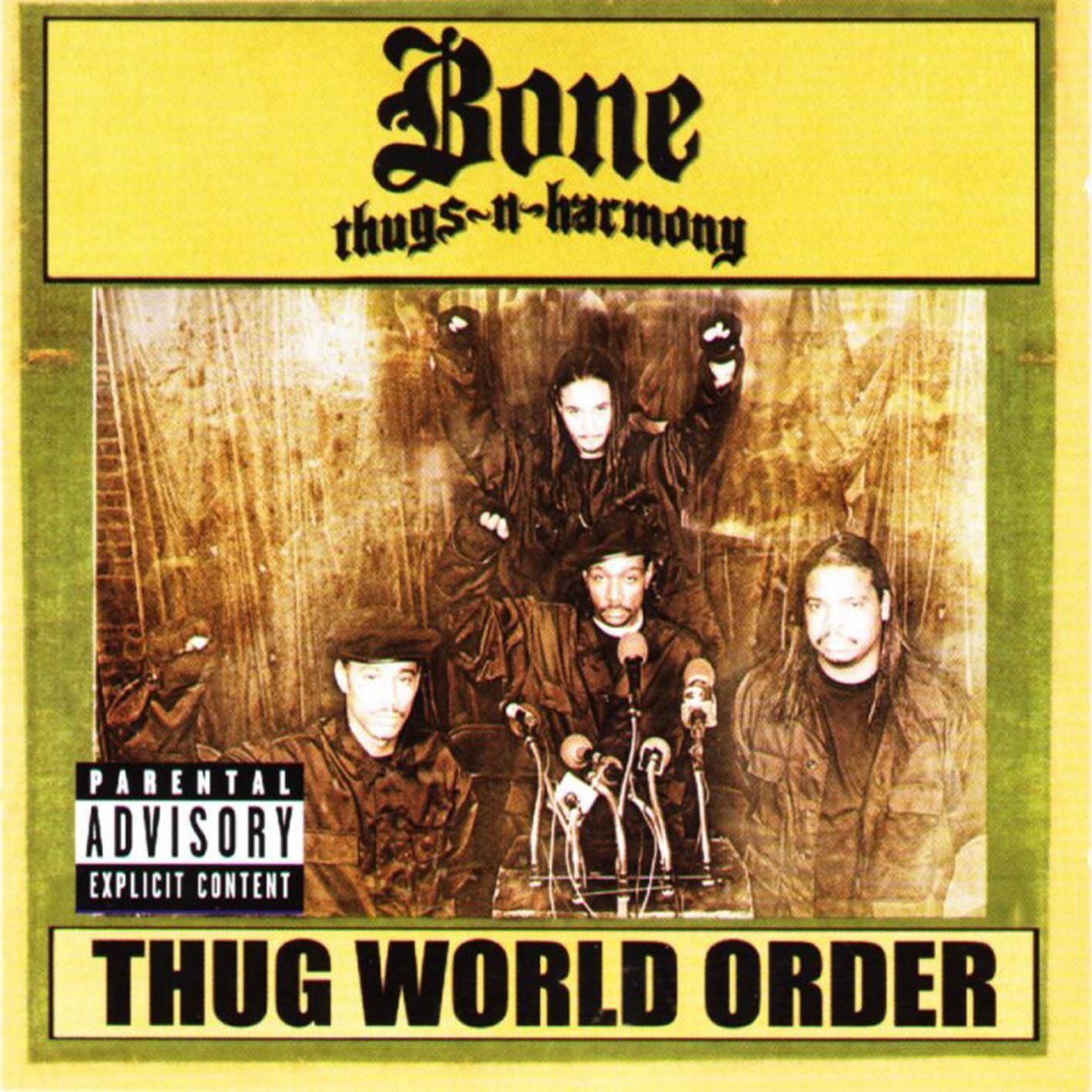 Bone Thugs-n-Harmony - Thug World Order (2002)   Bone Thugs