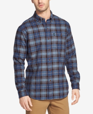 51ef0ca3f4 Men's Fireside Flannel Shirt in 2019 | Products | Flannel shirt ...